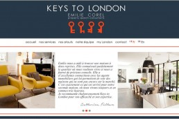 Keys to London - Property search